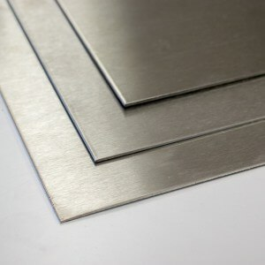 RVS plaat - HEGO Stainless Steel & Aluminium